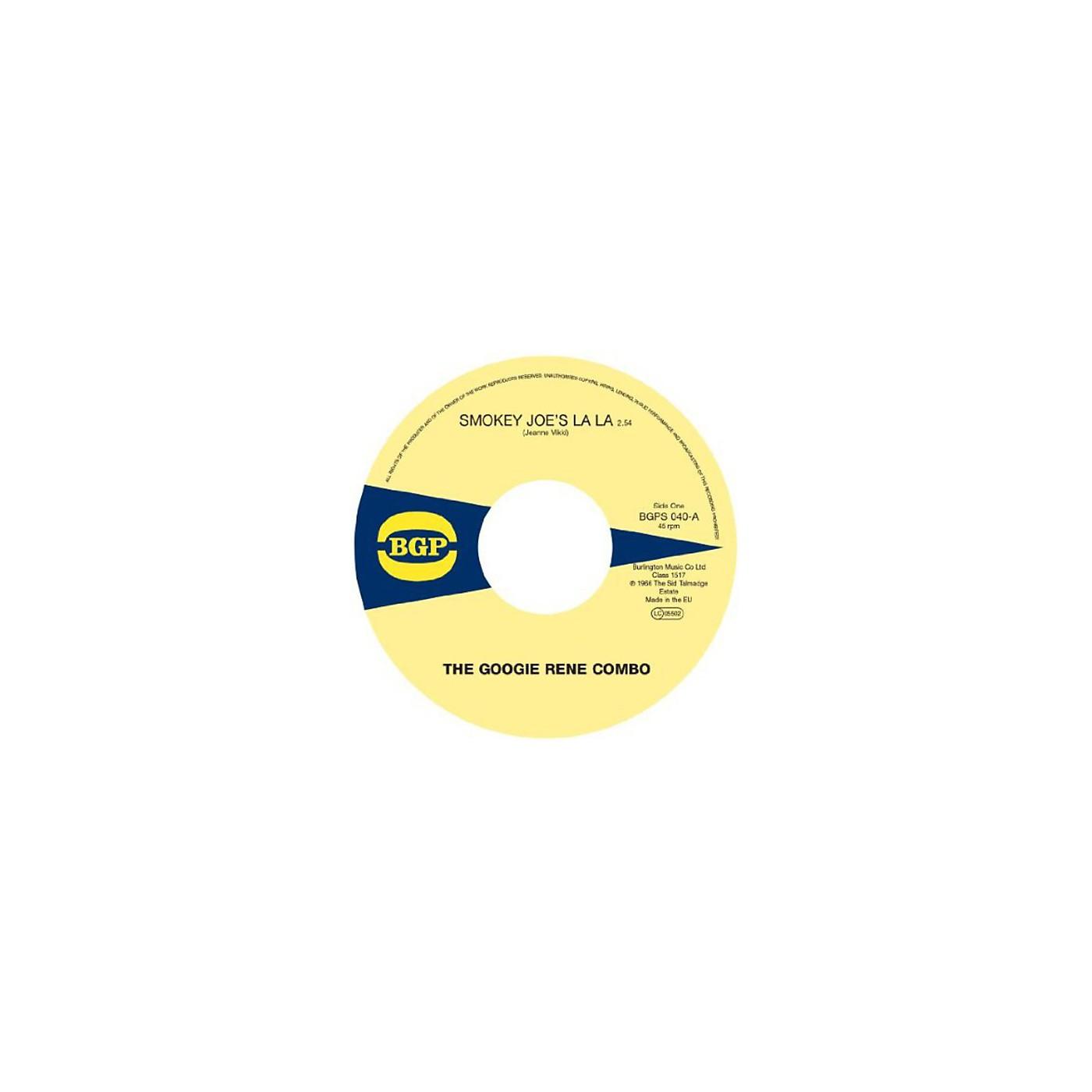 Alliance Googie Rene Combo - Smokey Joe's la la / Hot Barbeque thumbnail