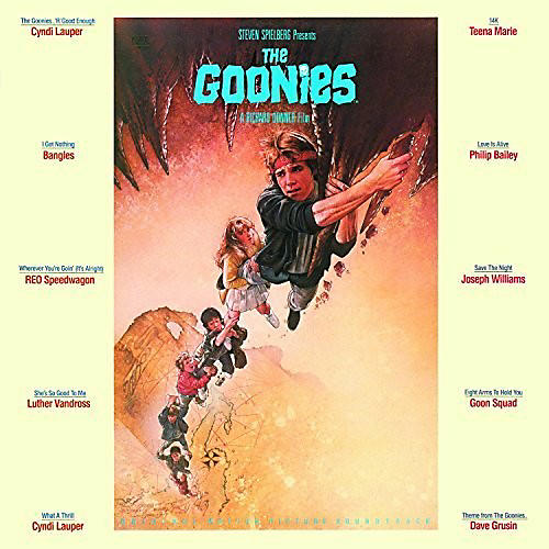 Alliance Goonies (Original Soundtrack) thumbnail