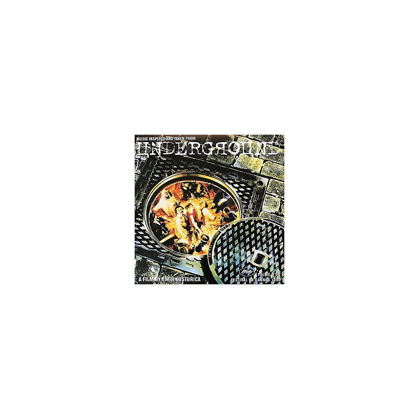 Alliance Goran Bregovic - Underground / O.S.T. thumbnail