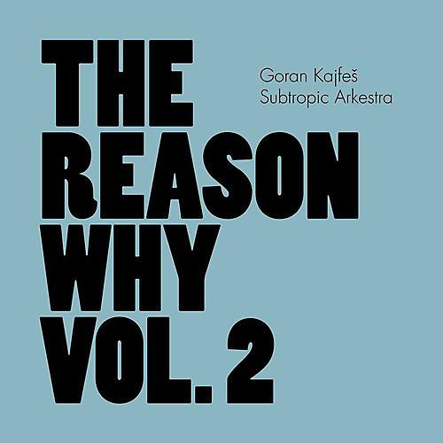 Alliance Goran Subtropic Arkestra Kajfes - Reason Why (180G Vinyl) 2 thumbnail