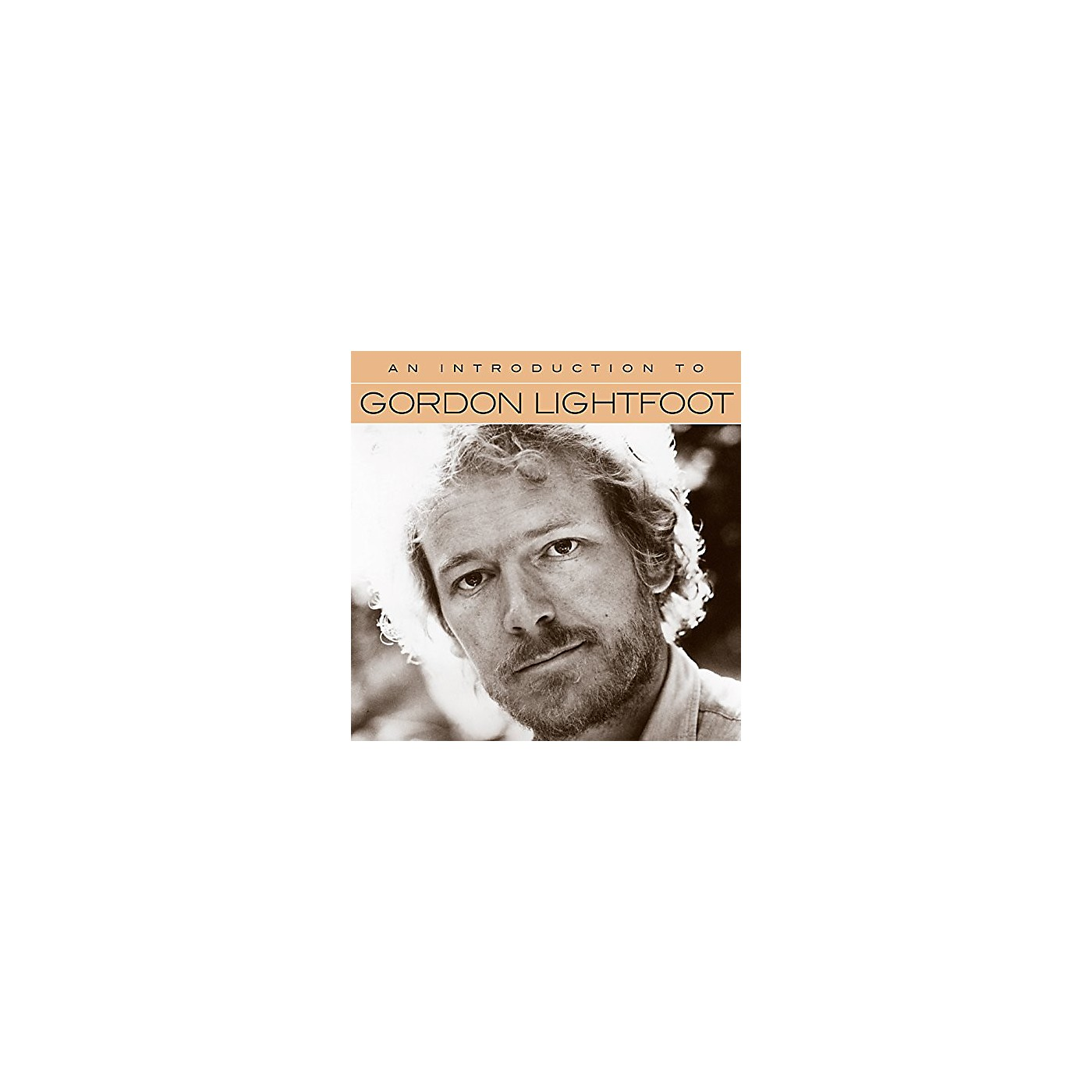 Alliance Gordon Lightfoot - An Introduction To (CD) thumbnail