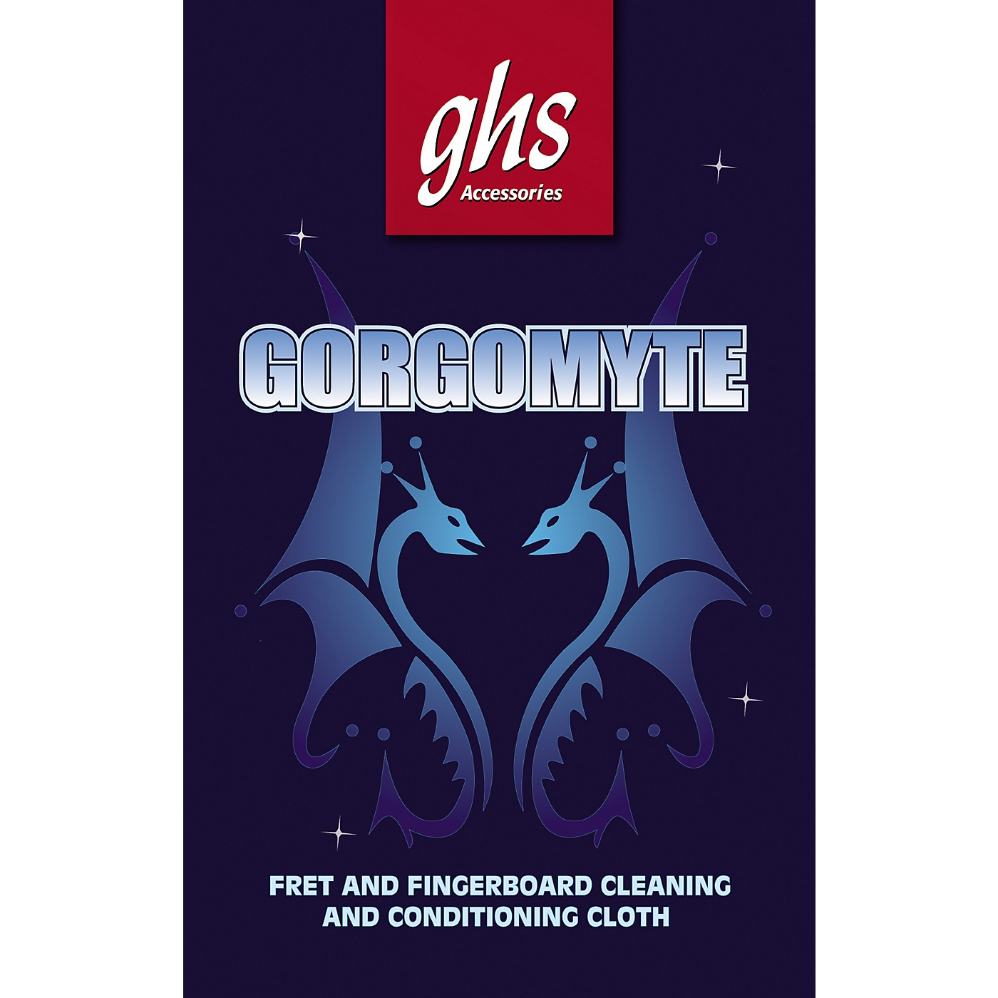 GHS Gorgomyte Fret Cleaning Cloth thumbnail