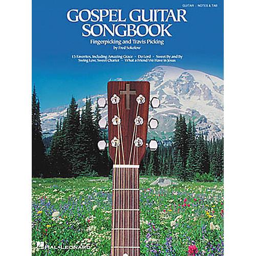 Hal Leonard Gospel Travis Fingerpicking Guitar Tab Songbook thumbnail