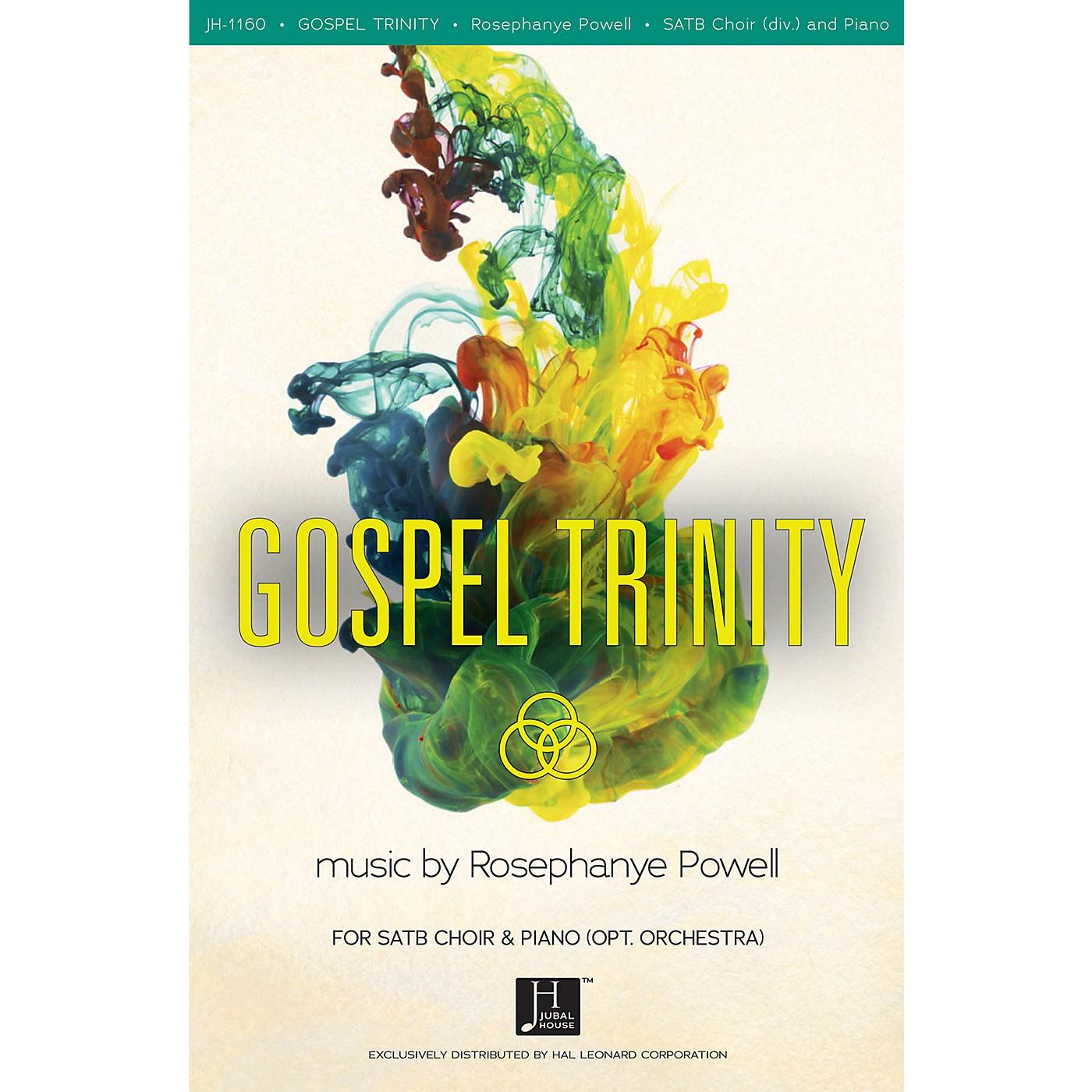 Fred Bock Music Gospel Trinity SATB composed by Rosephanye Powell thumbnail