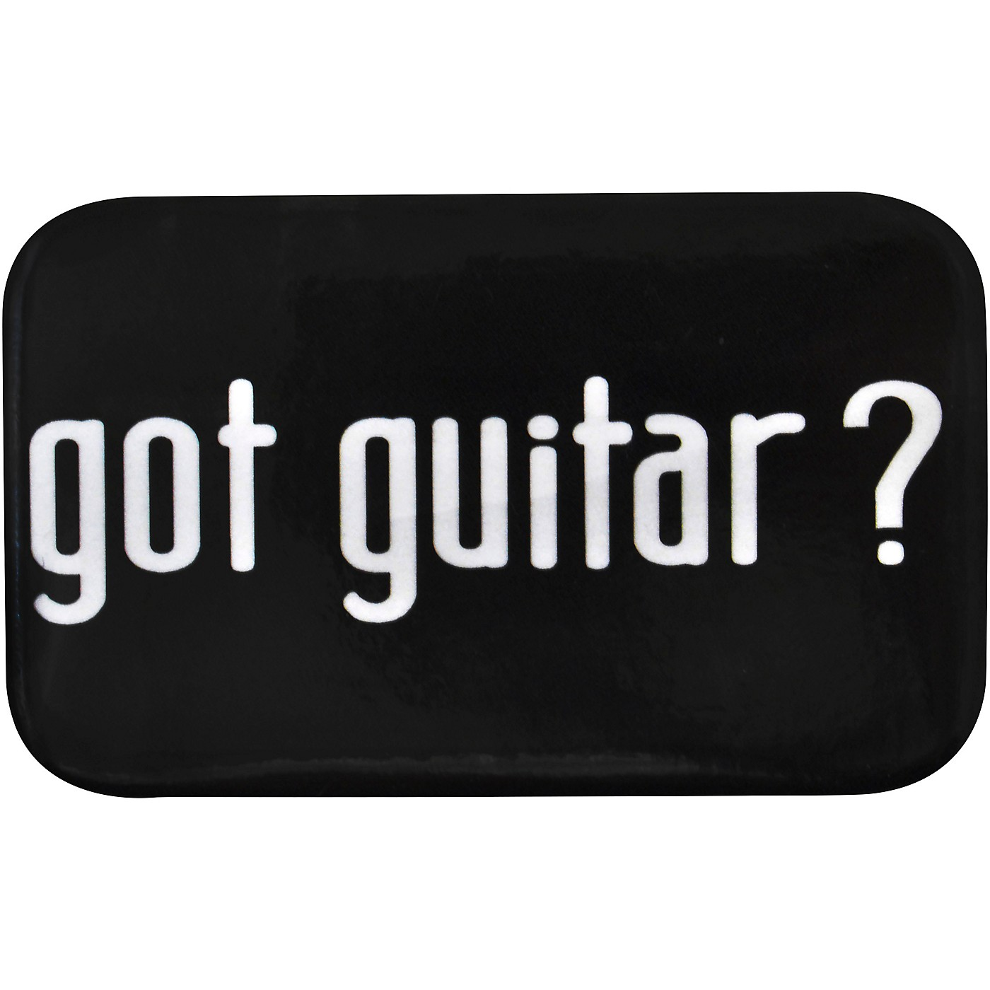 AIM Got Guitar Metal Magnet thumbnail