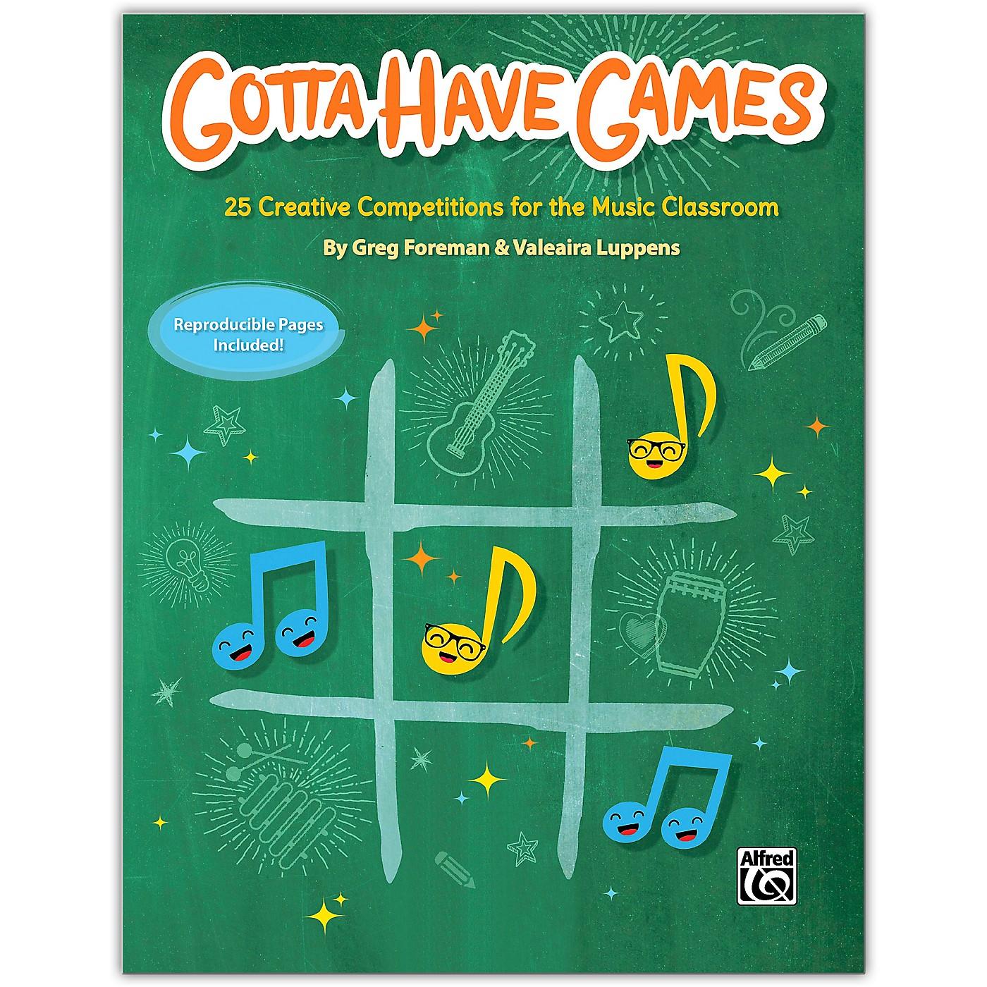 Alfred Gotta Have Games Book Grades 2--8 thumbnail