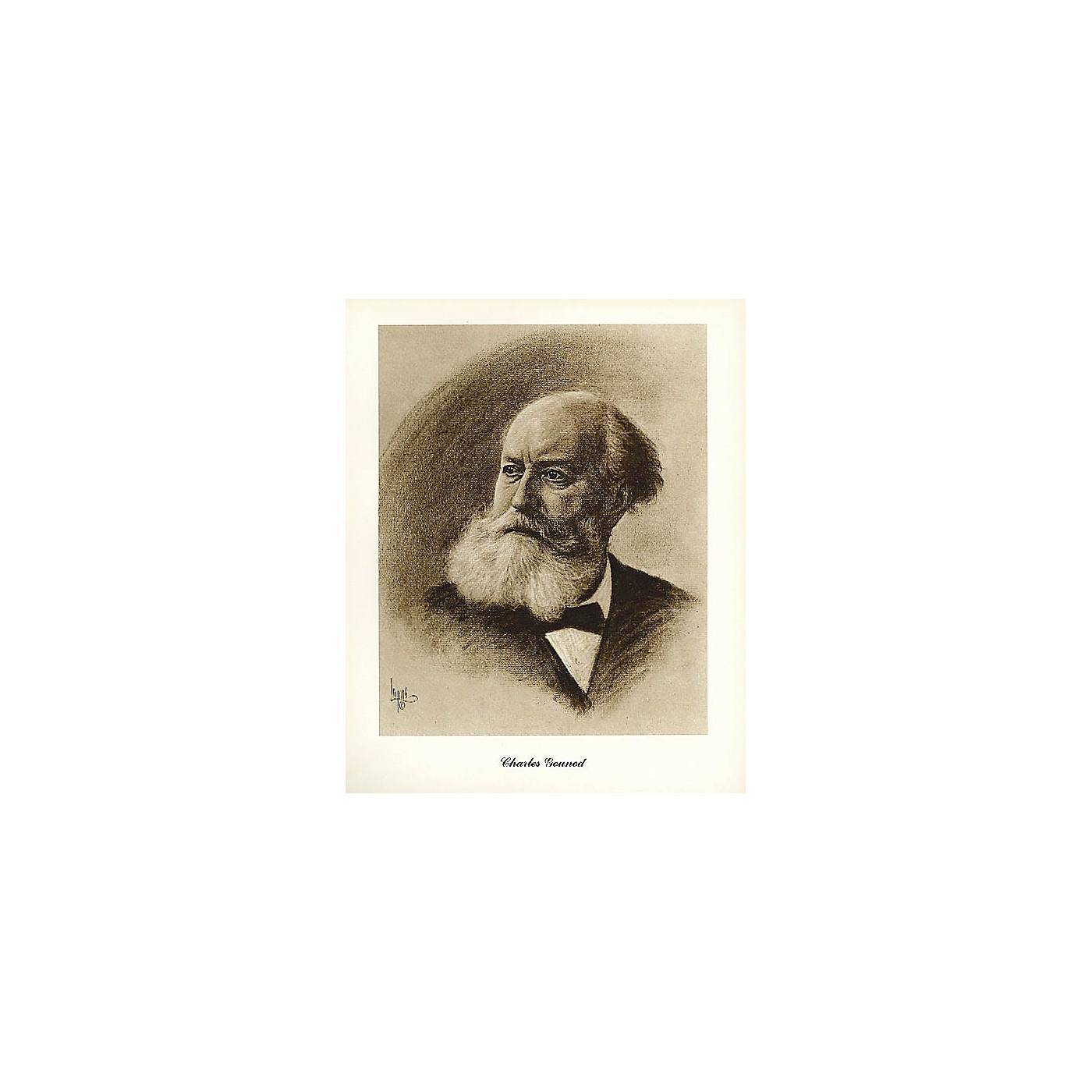 Music Sales Gounod (Lupas Large Portrait Poster) Music Sales America Series thumbnail