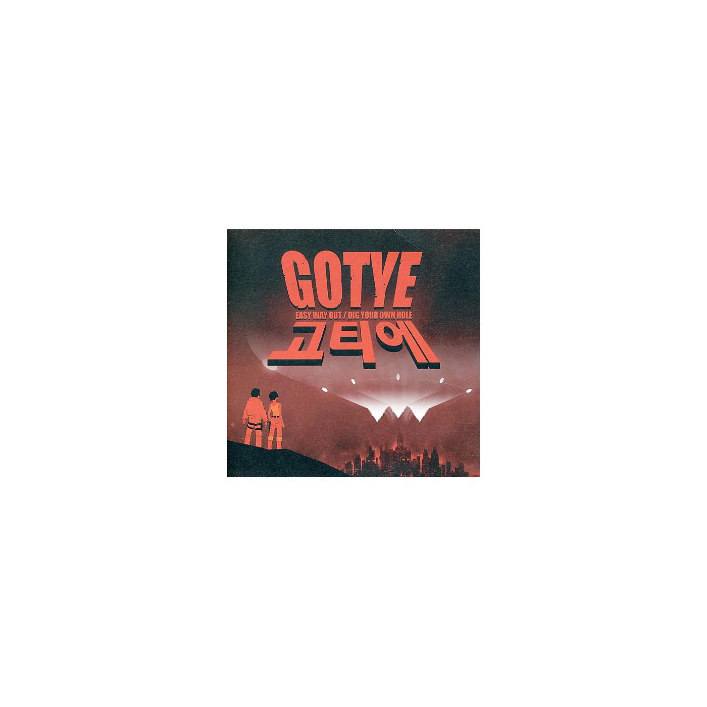 Alliance Goyte - Easy Way Out thumbnail
