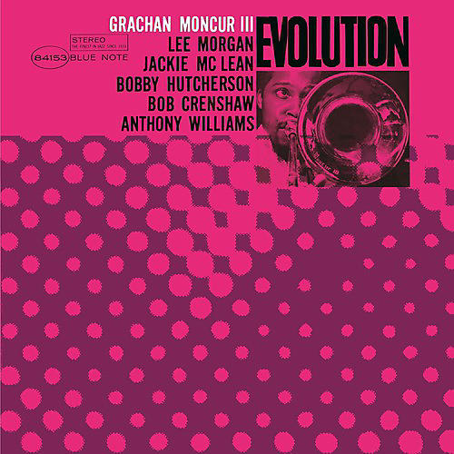 Alliance Grachan Moncur III - Evolution (LP) thumbnail