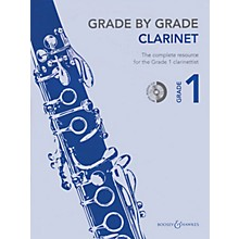 Boosey and Hawkes Grade by Grade - Clarinet (Grade 1) Boosey & Hawkes Chamber Music Series BK/CD