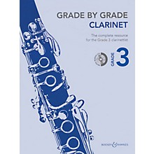 Boosey and Hawkes Grade by Grade - Clarinet (Grade 3) Boosey & Hawkes Chamber Music Series BK/CD