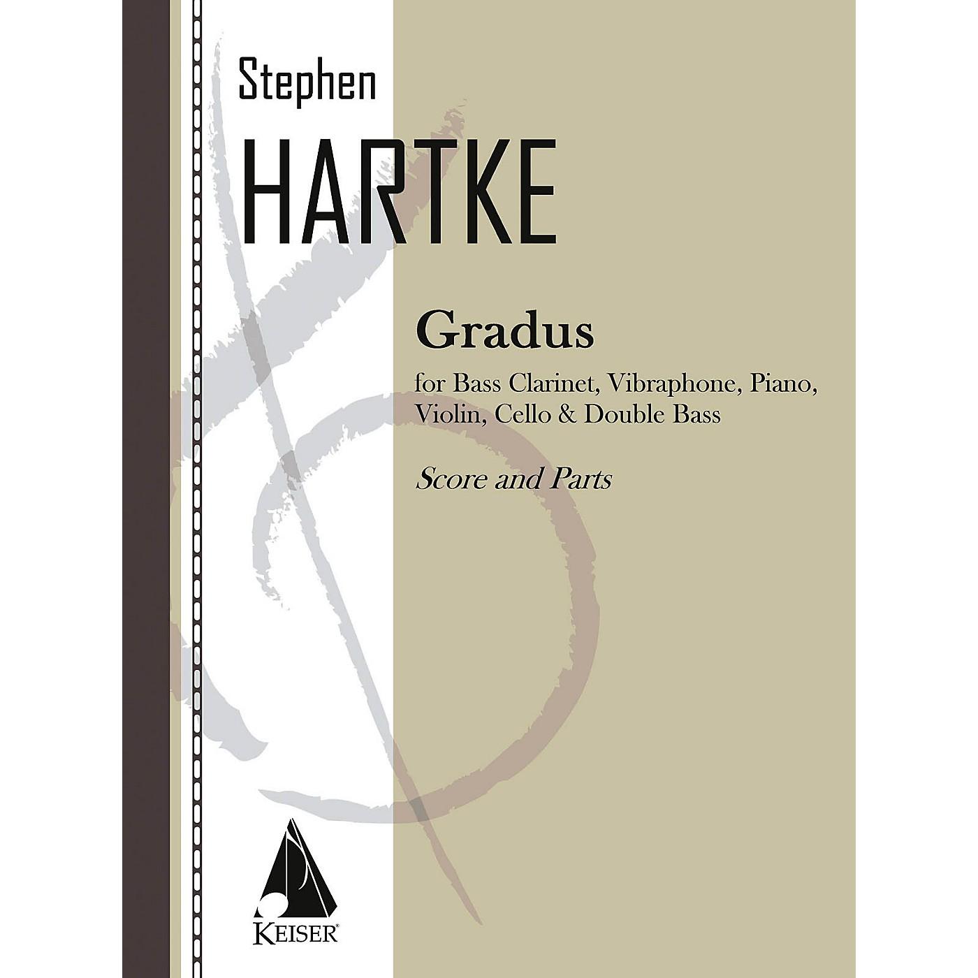 Lauren Keiser Music Publishing Gradus LKM Music Series Composed by Stephen Hartke thumbnail