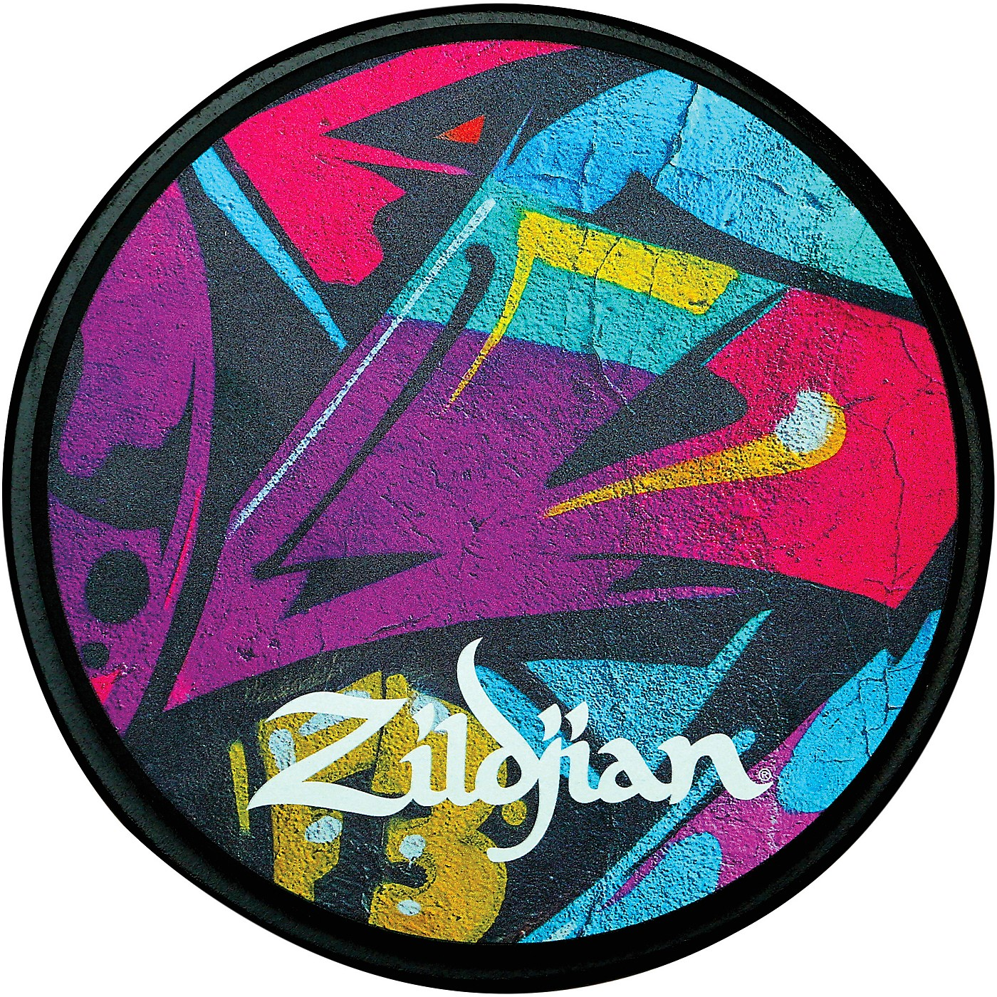 Zildjian Grafitti Practice Pad thumbnail