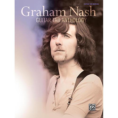 Alfred Graham Nash: Guitar TAB Anthology Guitar TAB Edition Songbook thumbnail