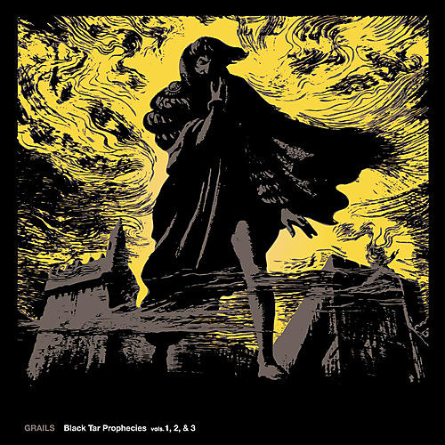 Alliance Grails - Black Tar Prophecies Vol's 1, 2, & 3 thumbnail