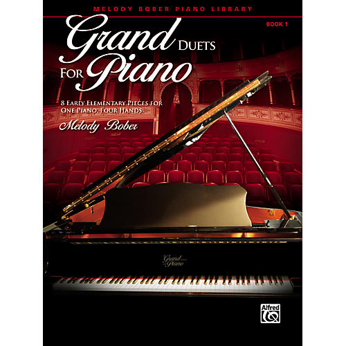 Alfred Grand Duets for Piano Book 1 thumbnail