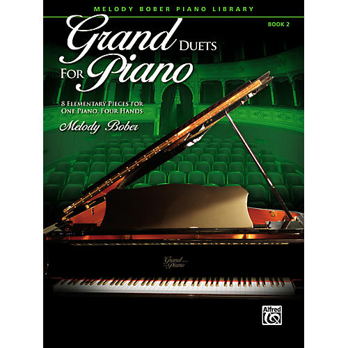 Alfred Grand Duets for Piano Book 2 thumbnail
