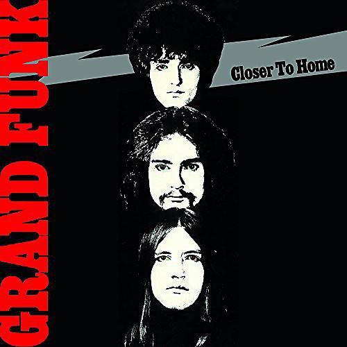 Alliance Grand Funk Railroad - Closer to Home thumbnail