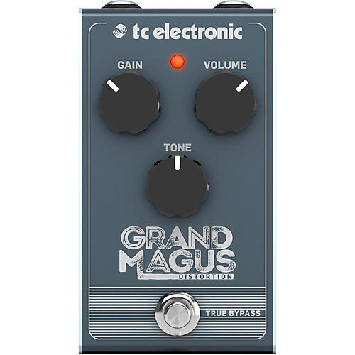 TC Electronic Grand Magus Distortion Effect Pedal thumbnail