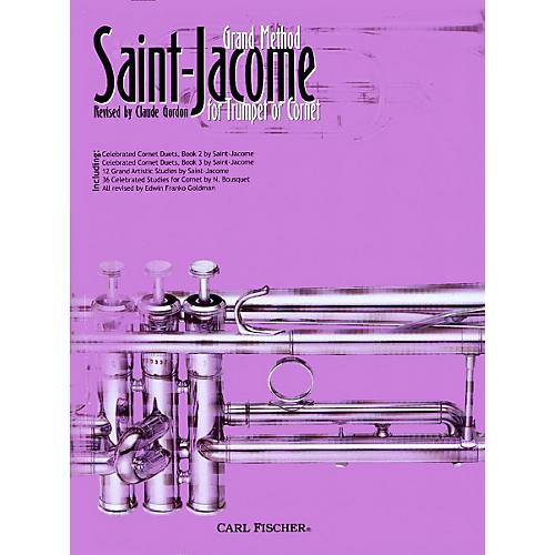 Carl Fischer Grand Method for Trumpet or Cornet thumbnail