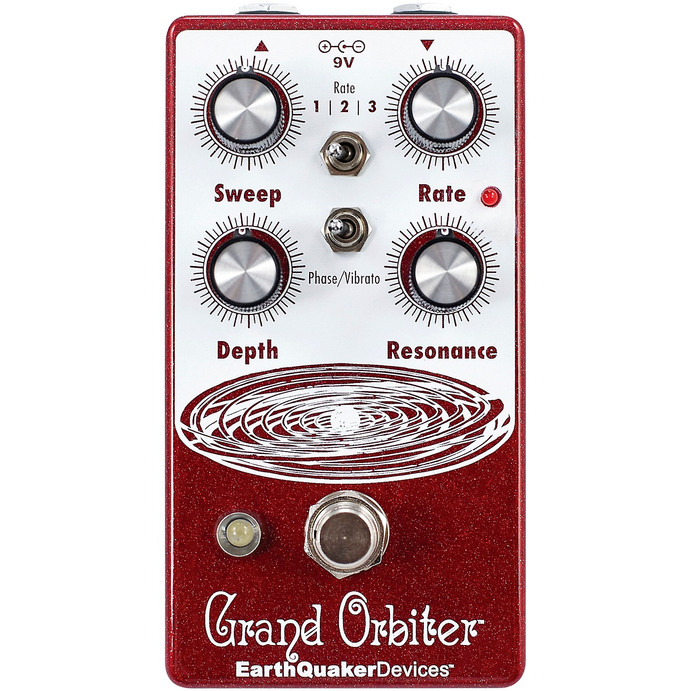 EarthQuaker Devices Grand Orbiter V3 Phase Effects Pedal thumbnail
