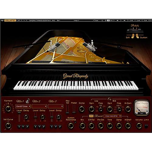 Waves Grand Rhapsody Piano thumbnail