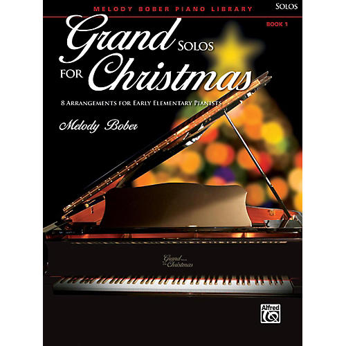 Alfred Grand Solos for Christmas, Book 1 Early Elementary thumbnail