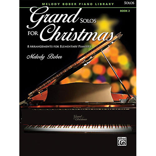 Alfred Grand Solos for Christmas, Book 2 Elementary thumbnail
