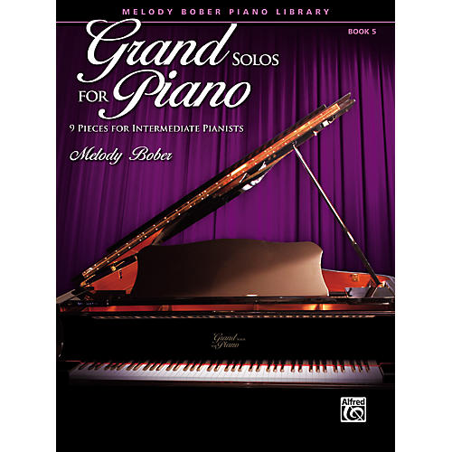 Alfred Grand Solos for Piano Book 5 thumbnail