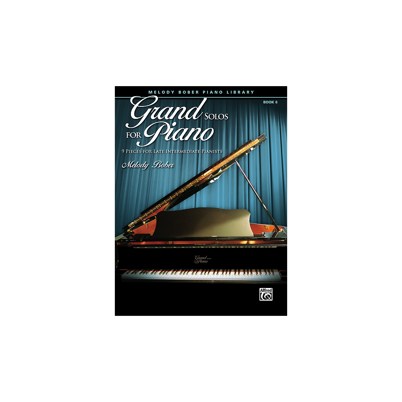 Alfred Grand Solos for Piano Book 6 thumbnail