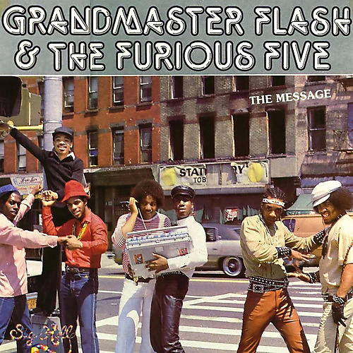 Alliance Grandmaster Flash & Furious Five - Message thumbnail