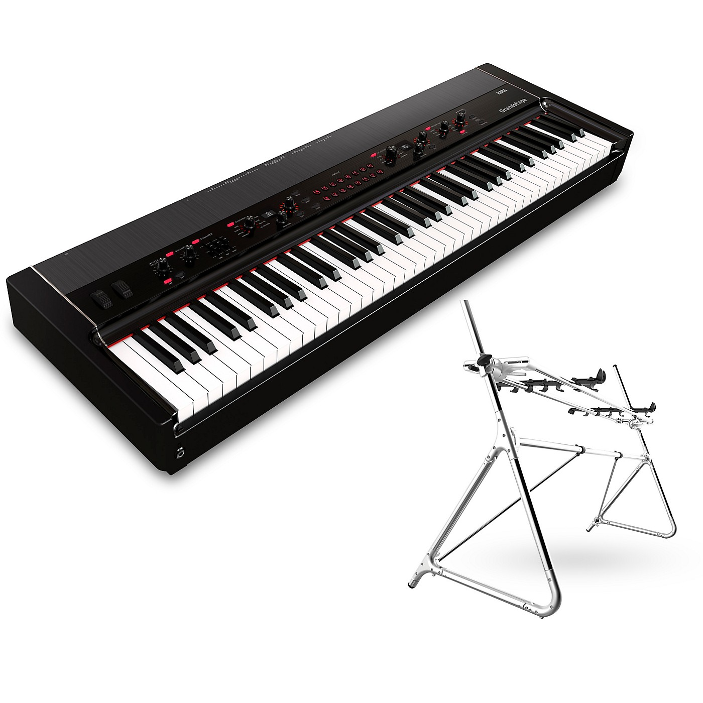 Korg Grandstage Digital Stage Piano and Stand thumbnail