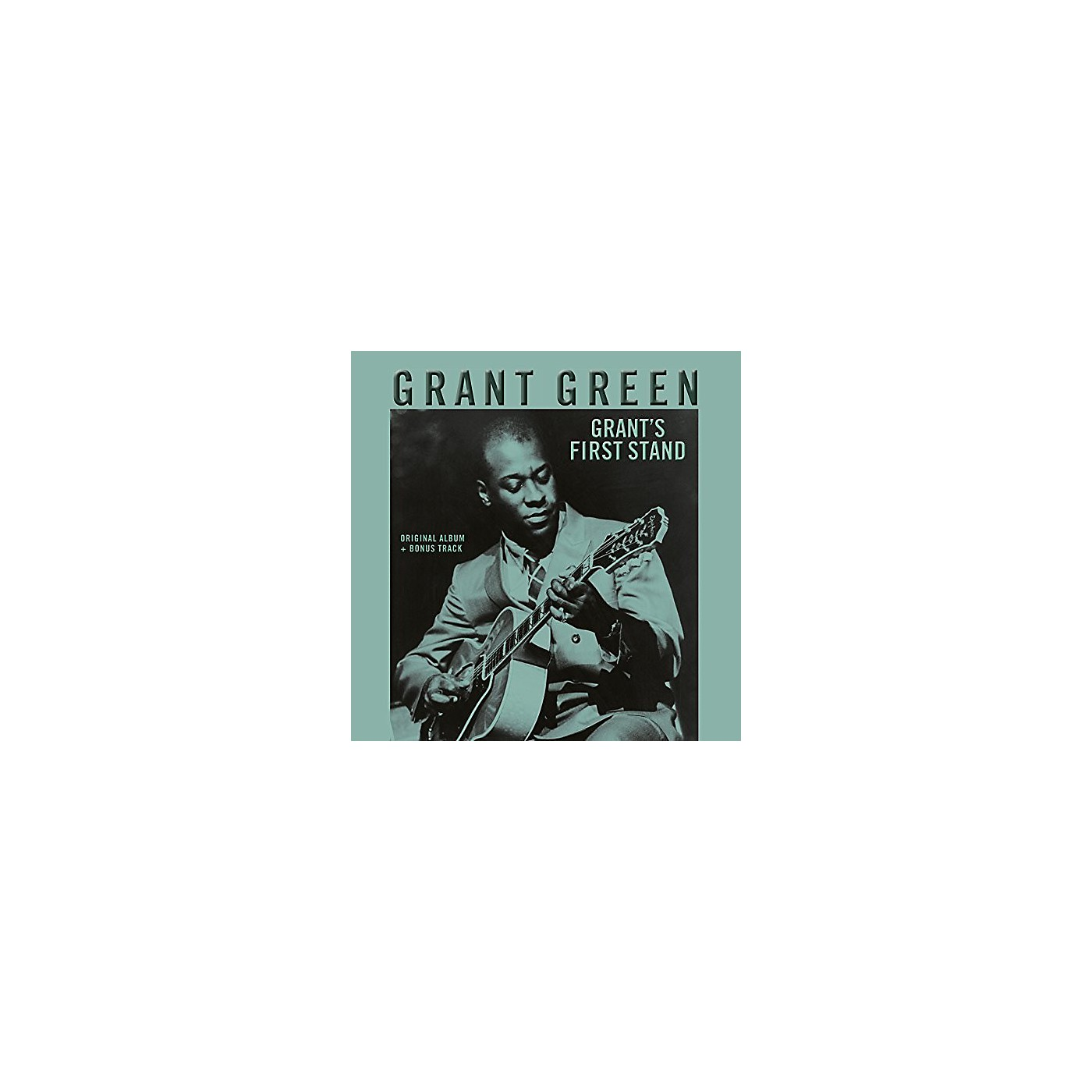 Alliance Grant Green - First Stand: Rudy Van Gelder Recordings thumbnail