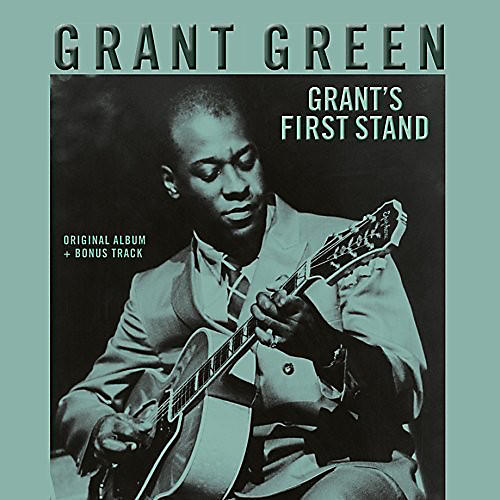 Alliance Grant Green - First Stand: Rudy Van Gelder Recordings thumbnail