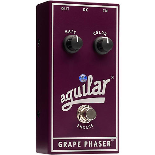 Aguilar Grape Phaser Bass Effects Pedal thumbnail