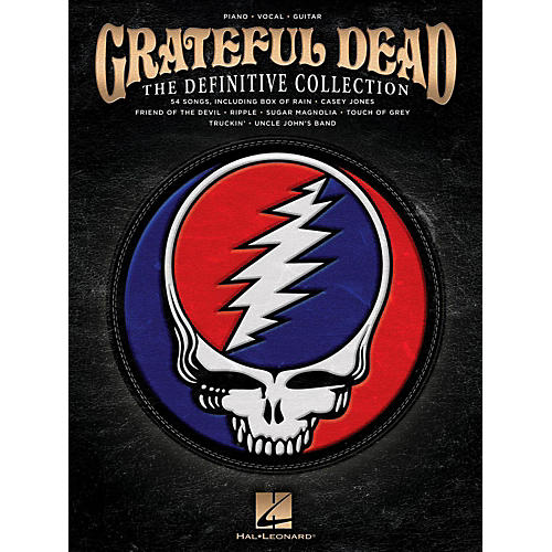 Hal Leonard Grateful Dead - The Definitive Collection Piano/Vocal/Guitar thumbnail