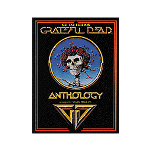 Alfred Grateful Dead Anthology Guitar Tab Book-thumbnail