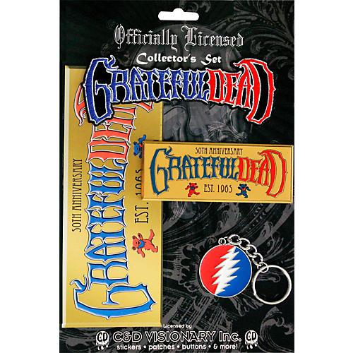 C&D Visionary Grateful Dead Collector's Set thumbnail