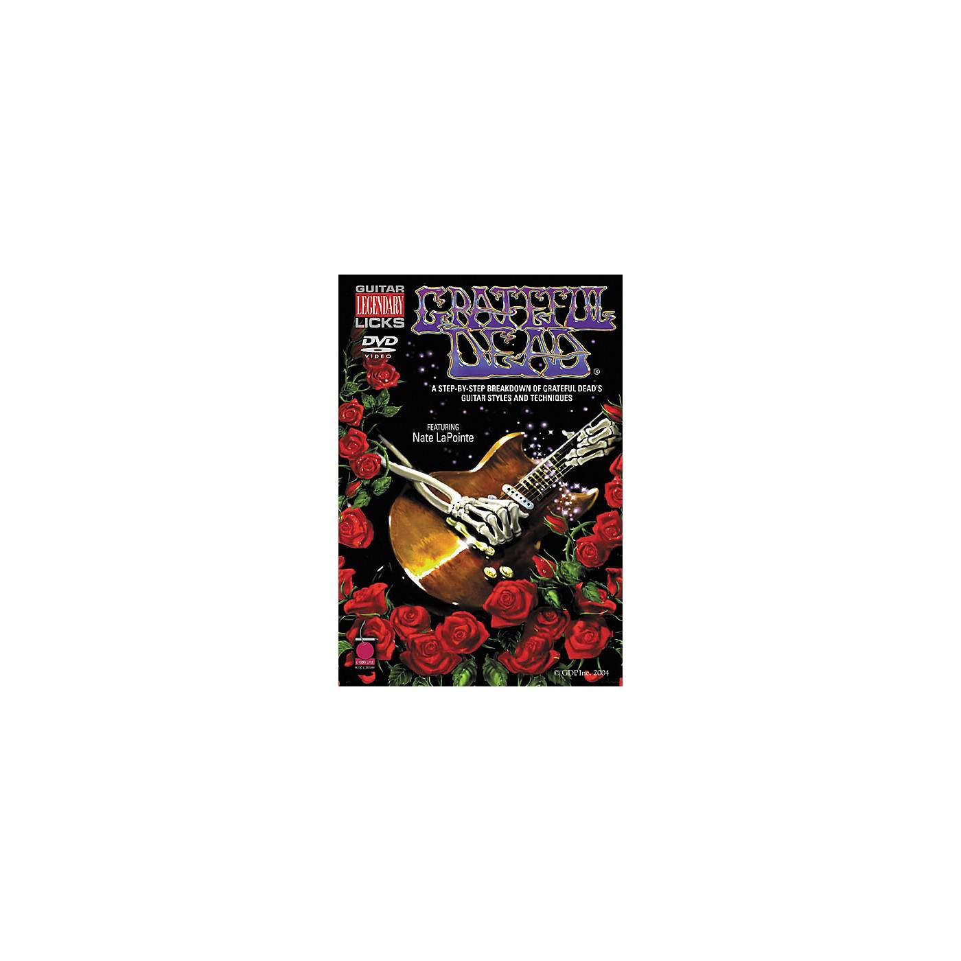 Cherry Lane Grateful Dead Legendary Licks (DVD) thumbnail
