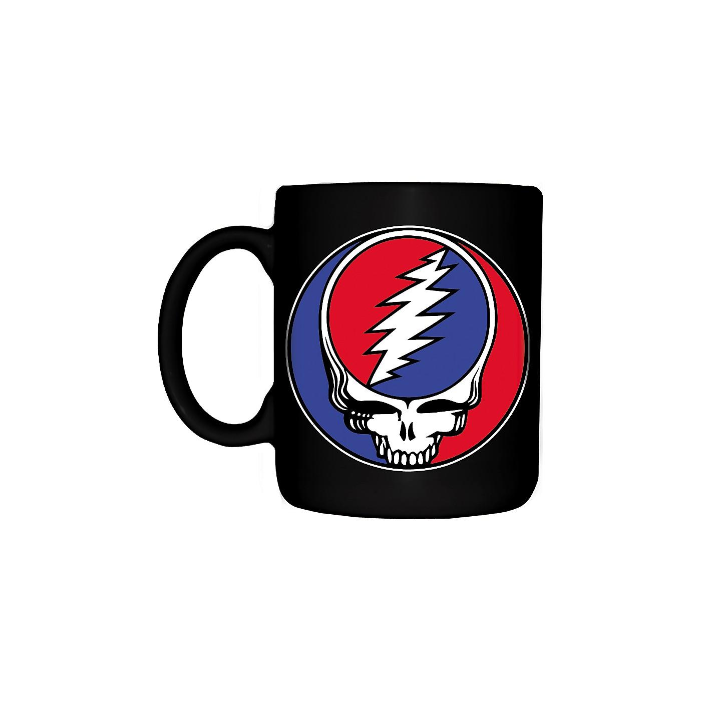 C&D Visionary Grateful Dead Mug - Steal Your Face thumbnail