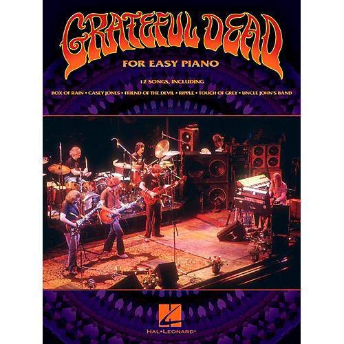 Hal Leonard Grateful Dead for Easy Piano thumbnail