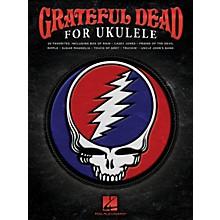 Hal Leonard Grateful Dead for Ukulele Ukulele Series Softcover Performed by Grateful Dead