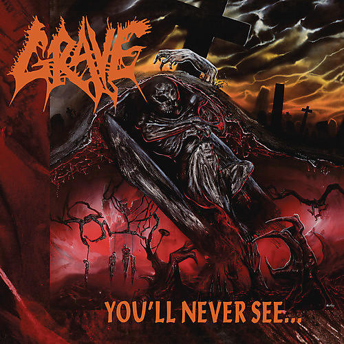 Alliance Grave - You'II Never See thumbnail