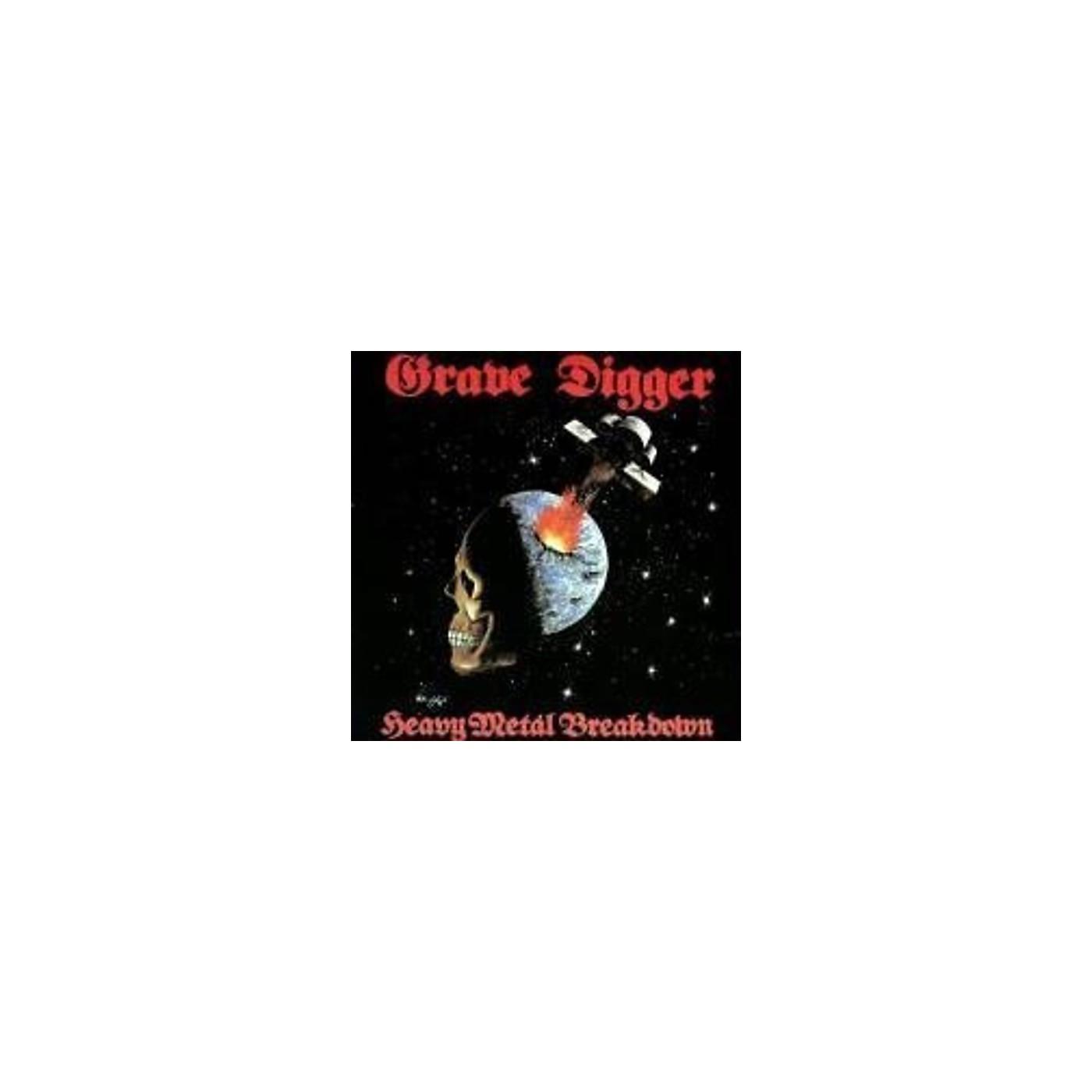 Alliance Grave Digger - Heavy Metal Breakdown thumbnail