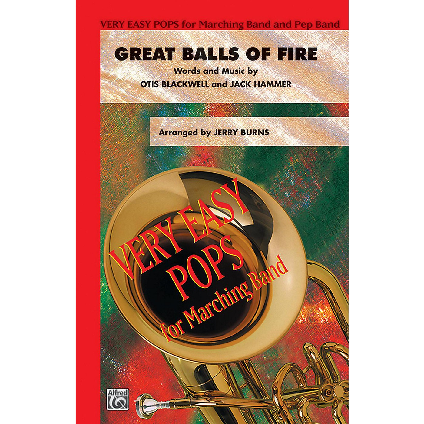 Alfred Great Balls of Fire Grade 1.5 (Very Easy) thumbnail