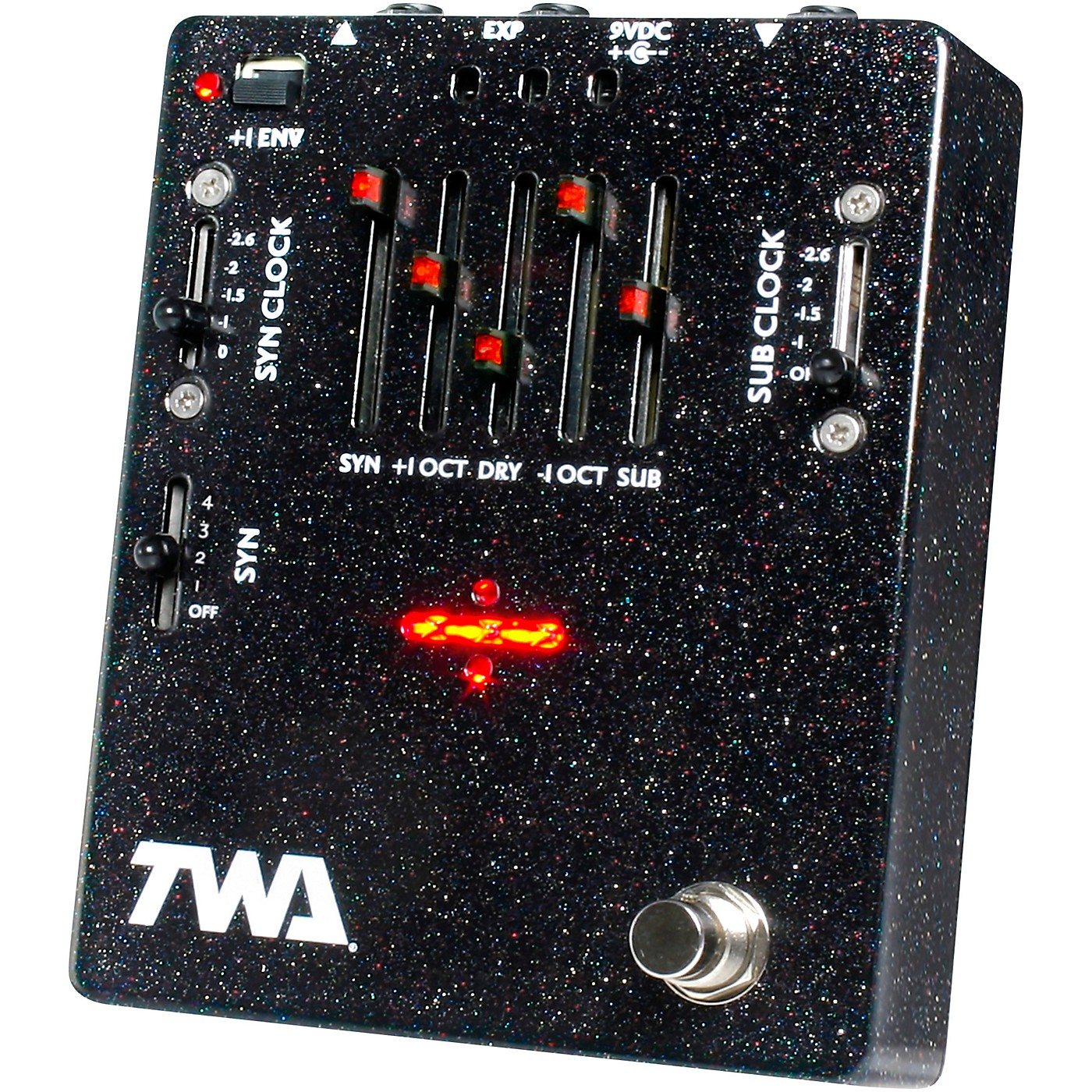 TWA Great Divide Mk. II Synth Octaver Effects Pedal thumbnail