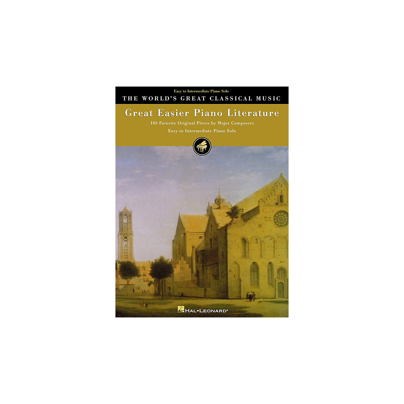 Hal Leonard Great Easier Piano Literature World's Greatest Classical Music Series (Easy) thumbnail