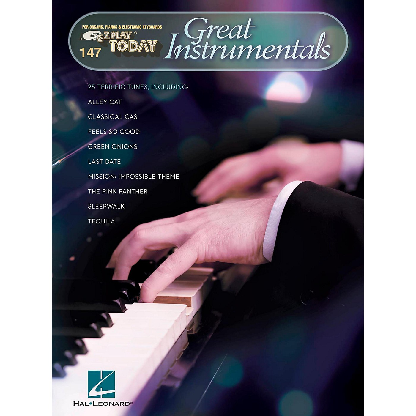Hal Leonard Great Instrumentals E-Z Play Today Volume 147 thumbnail