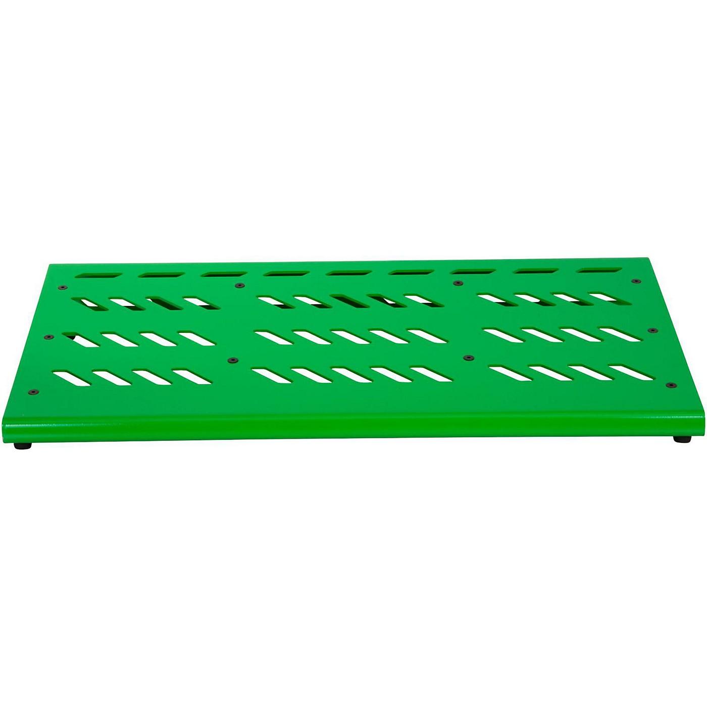 Gator Green Aluminum Pedal Board; XL w/ Carry Bag thumbnail