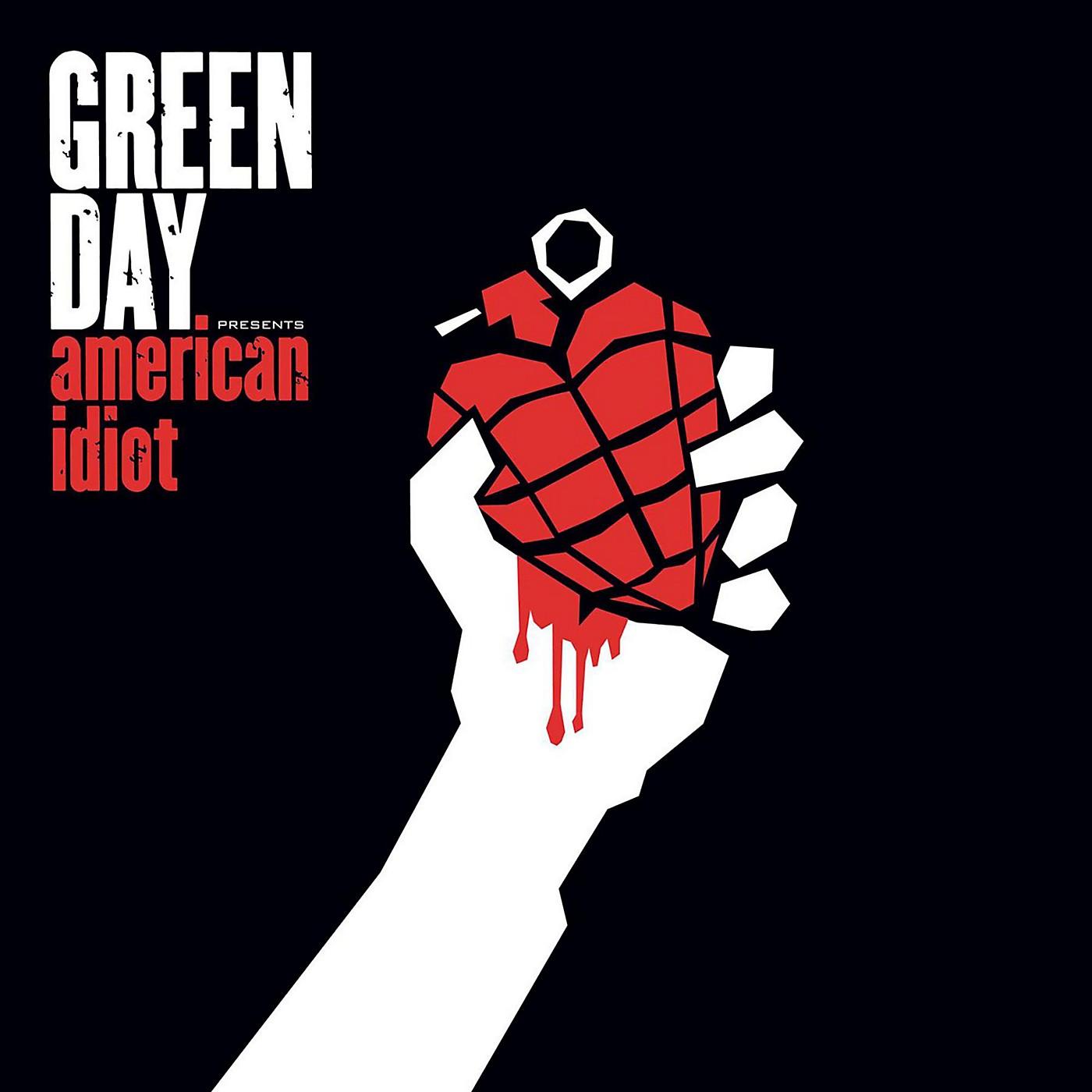 WEA Green Day - American Idiot (2Lp 180 Gram Vinyl W/Poster) thumbnail